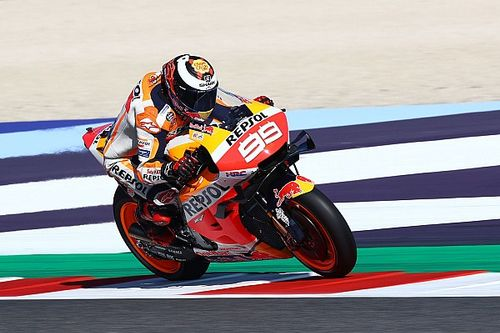 """Lorenzo: """"Las palabras de Puig no influyen cuando me subo a la moto"""""""