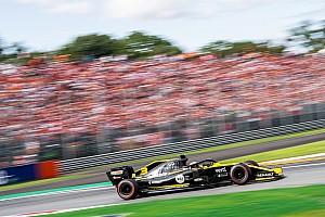 Ricciardo, Renault'nun motor gelişiminde harcadığı çabayı övdü