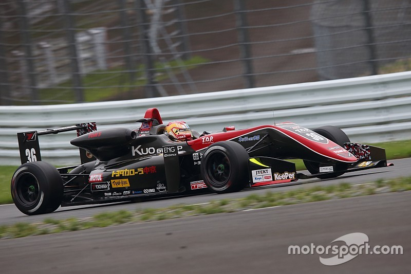 全日本F3第11戦 宮田がトップチェッカーも失格、アーメドが初V