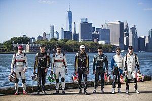Parrilla de salida para el Nueva York ePrix I