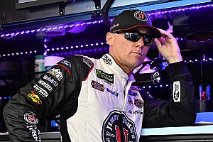 "Harvick: ""It's been a grind"" to reach Championship 4"