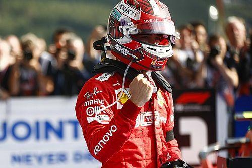Leclerc dedica primeira vitória na Fórmula 1 a Anthoine Hubert