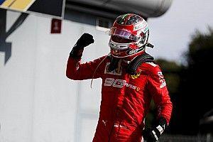 """Leclerc: """"En termes d'émotion, ça dépasse ma première victoire"""""""