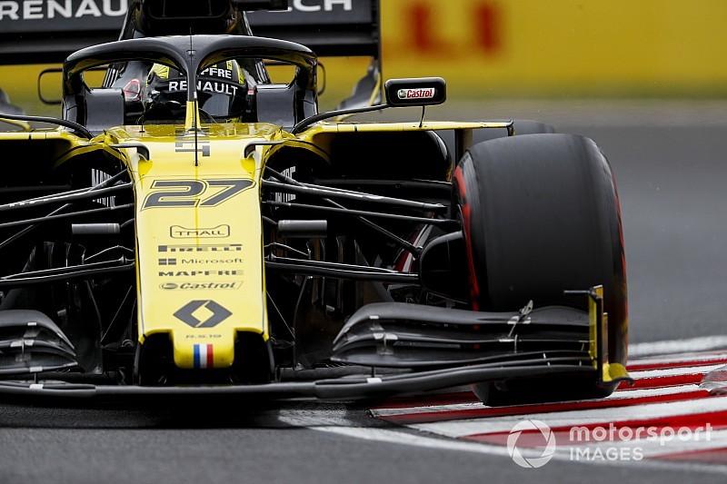 Hulkenberg: McLaren'ın gözle görülür bir avantajı var
