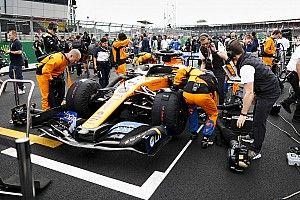 Sainz salue le recul de la F1 sur les couvertures chauffantes