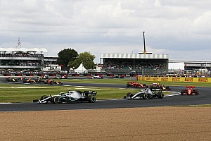 Silverstone komt met deadline: Eind april besluit over Britse GP