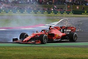 Vettelnek két ütközése is volt tegnap