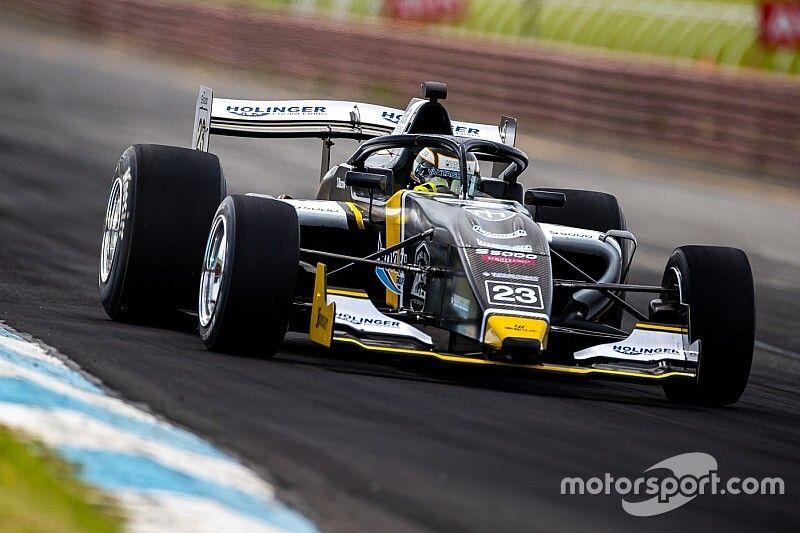 Sandown S5000: Macrow takes heat win, contact for Barrichello
