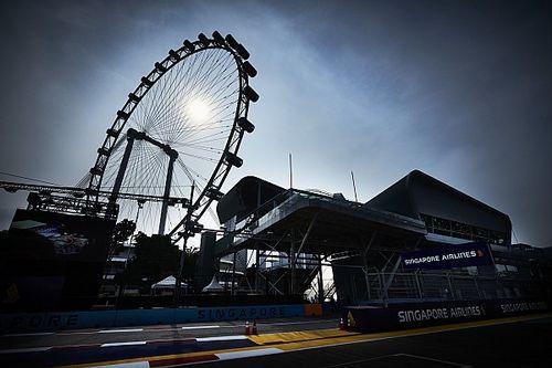 Formel 1 Singapur 2019: Das 1. Training im Formel-1-Live-Ticker