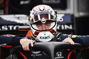 """Verstappen: """"Siamo lenti, cosa inusuale per la Red Bull a Singapore"""""""