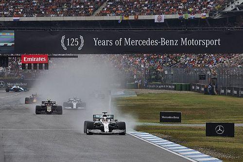 GP de Alemania, votado como la mejor carrera de 2019