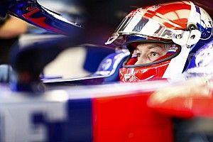 Daniel Ricciardo volt Kvjat legjobb csapattársa