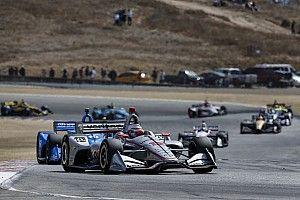 IndyCar: salta anche Detroit, doppie date per Iowa e Laguna Seca