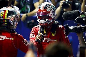 """Ferrari: """"Era a melhor estratégia para a dobradinha, fim da história"""""""
