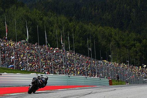 Volledige uitslag vierde vrije training MotoGP GP van Oostenrijk