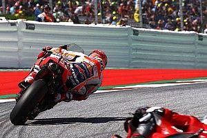 Directo: la clasificación del GP de Austria de MotoGP