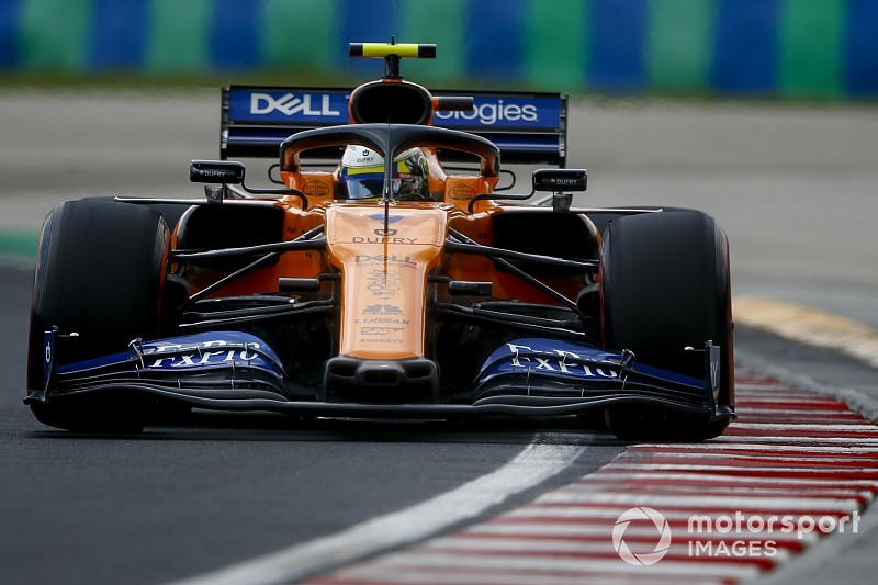 McLaren a surmonté sa faiblesse dans les virages lents