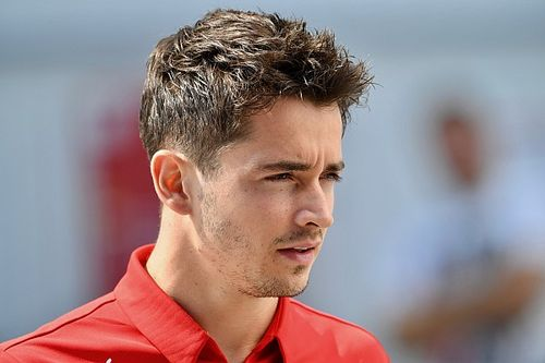 "Binotto: ""La crescita di Leclerc è stata sorprendente"""