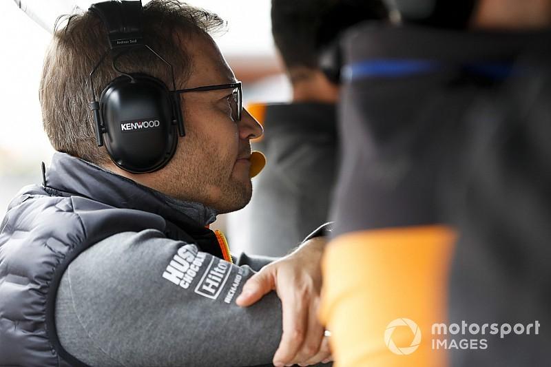 A McLaren nem tagadja, hogy fütyültek a versenyigazgatóra