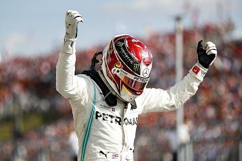 Klasemen F1 2019 setelah GP Hongaria