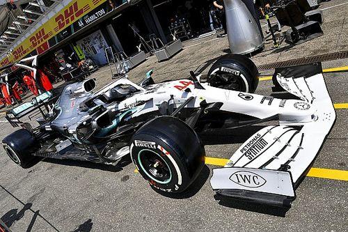 Ergebnis: Formel 1 Hockenheim 2019, 1. Freies Training
