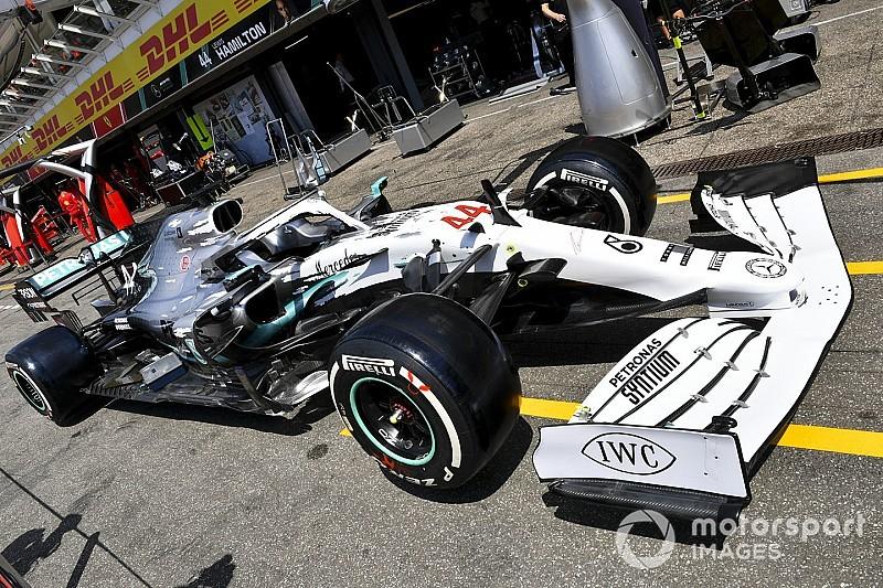 Mercedes espère la fin de la canicule, son ennemi juré