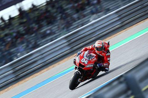 """Dovizioso: Se Márquez disparar, """"pode ser uma corrida muito rápida"""""""