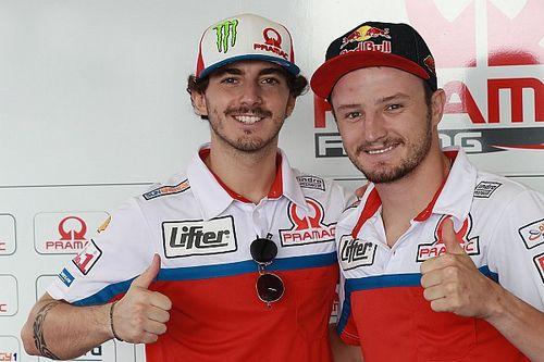 Dovizioso: Ducati Berharap Besar pada Miller dan Bagnaia