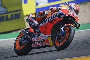 Маркес не оставляет никому шанса. Интересная статистика MotoGP после Арагона