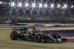 Formel 1 Singapur 2019: Das 3. Training im Formel-1-Live-Ticker