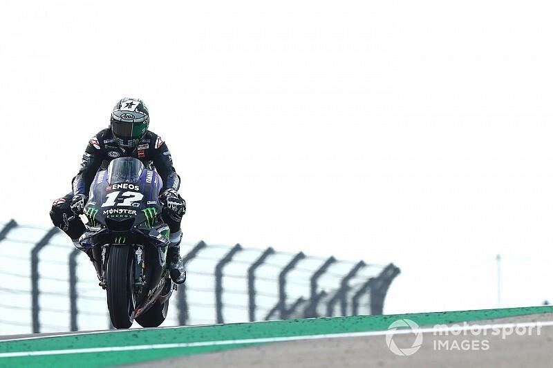 MotoGP, Aragon, Warm-Up: Vinales al top in un turno poco utile