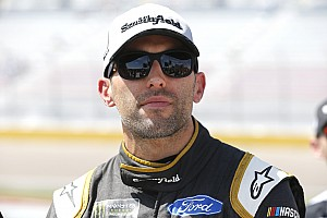 Aric Almirola tops Friday's first Cup practice at Vegas