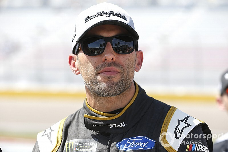 "Almirola promises to ""make it hell"" for Kyle Busch"