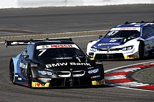 BMW evaluating restructuring of DTM programme