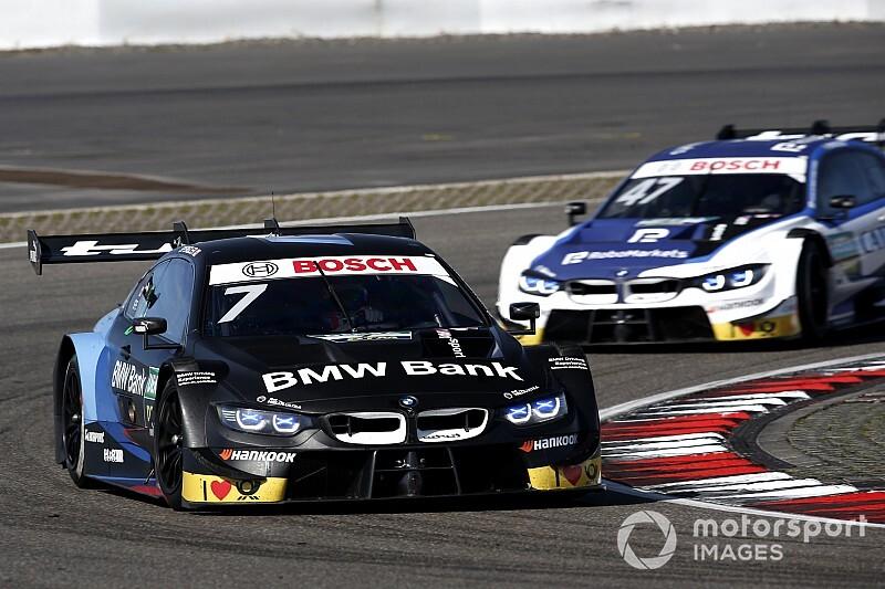 BMW evaluating restructuring of DTM programme