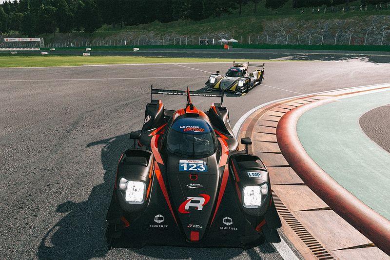 Le Mans Virtual Series Spa: Team Redline win both classes