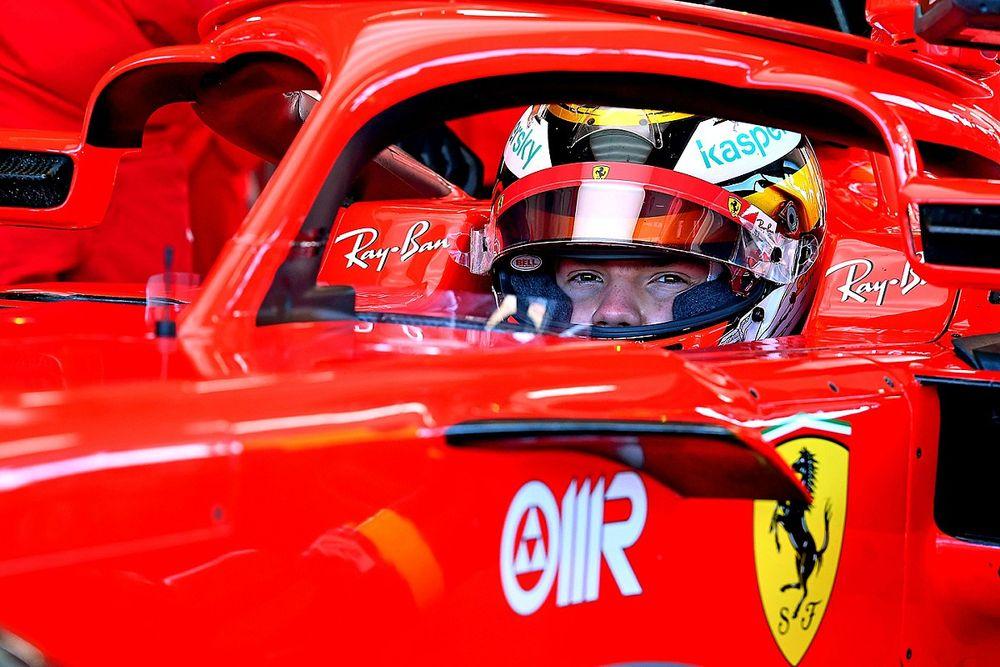 Binotto: Ferrari struggling to find F1 junior driver opportunities