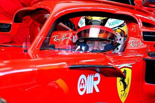 Ferrari: Fuoco e Shwartzman sulla SF71H a Imola