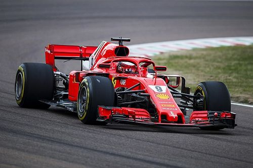 Vidéo - Alesi, Armstrong et Shwartzman goûtent à la F1