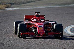 Leclerc, SF71H ile Fiorano'da piste çıktı