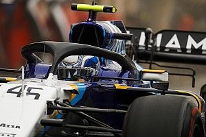 Williams gunt Nissany optreden tijdens VT1 Spanje