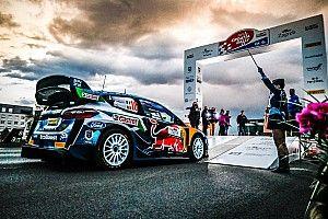 Las fotos del estreno del Rally de Croacia en el WRC