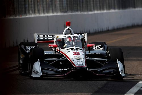St. Petersburg IndyCar: Newgarden quickest from Rossi in FP2