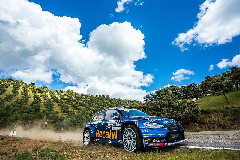 Suárez se lleva el Rally Sierra Morena y el liderato del S-CER