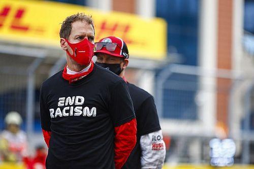 """Sebastian Vettel élu """"Pilote du Jour"""" du GP de Turquie 2020"""