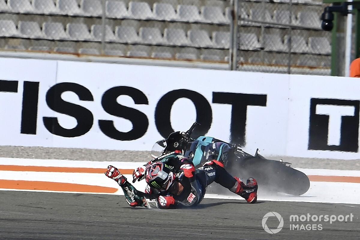 """Quartararo: """"Não me sinto confortável na Yamaha desde Le Mans"""""""