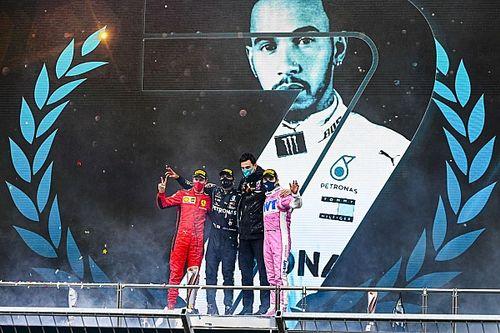 """Hamilton: """"Si hubiera seguido en McLaren, no habría ganado más títulos"""""""