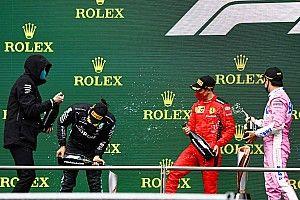 F1 GP Bahrain: Jumlah Peraih Podium Berbeda Bisa Samai 2012