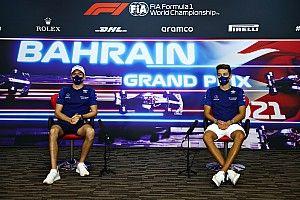 """Latifi ve Russell, rüzgar nedeniyle Bahreyn'de """"zorlu"""" bir hafta sonu bekliyor"""