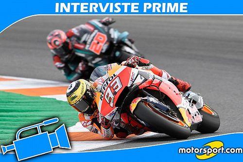 """Melandri: """"In MotoGP il pilota è il 'volante' della moto"""""""